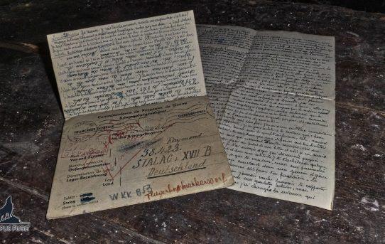 Lettre d'un prisonnier de guerre (1940)