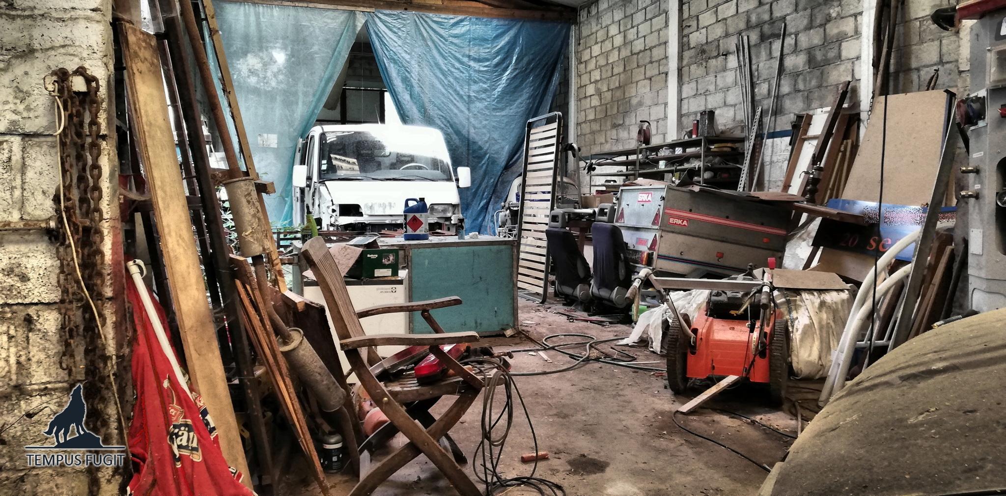 Garage Mikado